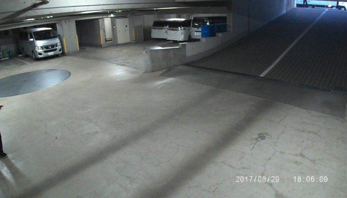 港区オフィス駐車場